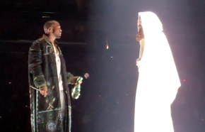 HHH EXCLUSIVE VIDEO: KANYE WEST – YEEZUS TOUR @ STAPLES CENTER LOS ANGELES, CA 10/28/13