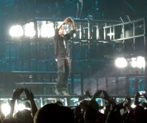 HHH EXCLUSIVE VIDEO: JAY Z – MAGNA CARTER WORLD TOUR @ STAPLES CENTER LOS ANGELES, CA 12/9/13