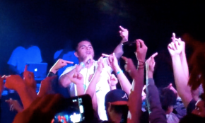 HHH EXCLUSIVE VIDEO: A$TON MATTHEWS 3:16 LISTENING PARTY @ THE TERRACE PASADENA, CA 2/22/14