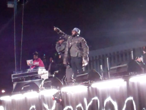HHH EXCLUSIVE VIDEO: SCHOOLBOY Q – OXYMORON POP-UP SHOW @ HOOTERS PARKING LOT ACROSS FROM STAPLES CENTER LOS ANGELES, CA 2/26/14