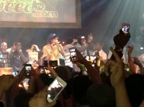 HHH EXCLUSIVE VIDEO: WIZ KHALIFA, TY DOLLA $IGN, KURUPT & WC LIVE @ THE BELASCO LOS ANGELES, CA4/27/14