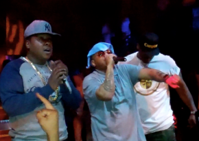HHH EXCLUSIVE VIDEO: THE LOX – THE TRINITY TOUR @ THE BELASCO LOS ANGELES, CA 4/3/14