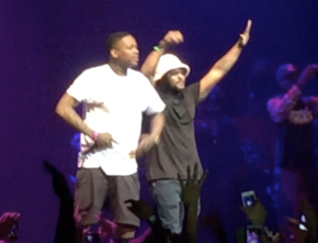 "HHH EXCLUSIVE VIDEO: SCHOOLBOY Q BRINGS OUT YG & AB-SOUL, PERFORMS ""DRUGGYS WIT HOES 3″ – OXYMORON TOUR @ CLUB NOKIA LOS ANGELES, CA 4/6/14"