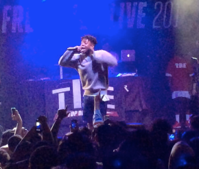 HHH EXCLUSIVE VIDEO: XXL FRESHMEN LIVE 2014 CONCERT STARRING ISAIAH RASHAD, LIL BIBBY, KEVIN GATES, JON CONNOR, TY DOLLA $IGN & AUGUST ALSINA @ EL REY THEATRE IN LOS ANGELES, CA6/25/14