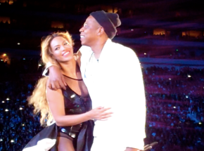 HHH EXCLUSIVE VIDEO: JAY Z & BEYONCE – ON THE RUN TOUR @ THE ROSE BOWL PASADENA, CA 8/2/14